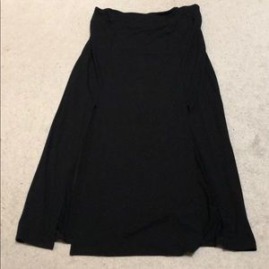NWT White House Black Market Maxi Skirt